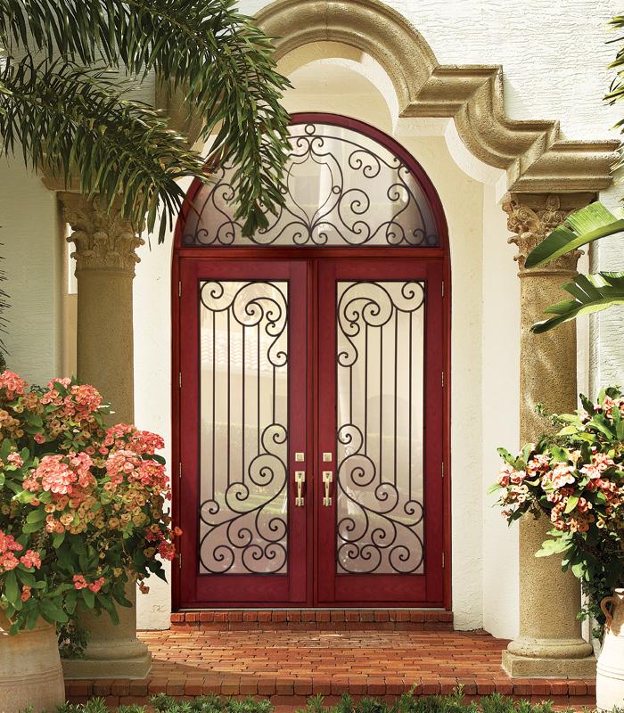 impact door