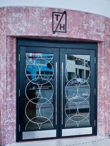 impact resistant door