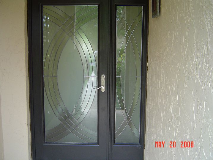 high impact door
